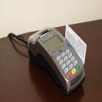 Card Machine in Appley 2