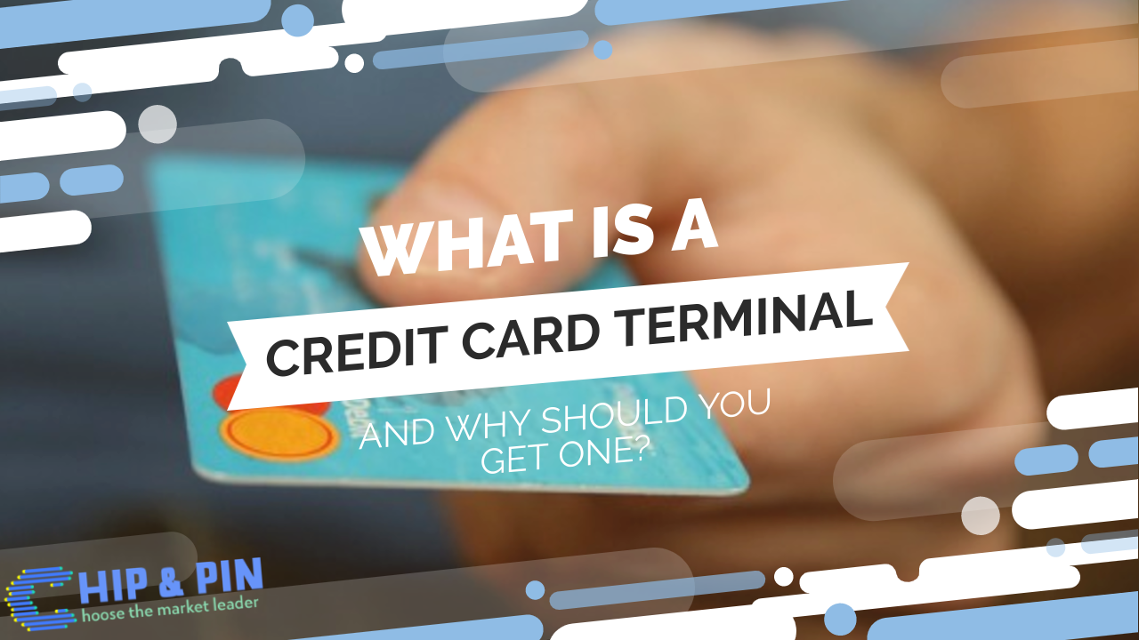 What is a credit card terminal